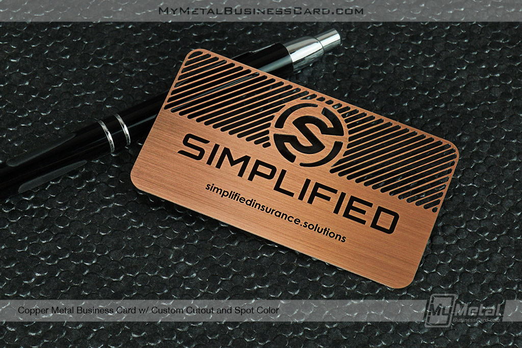 Copper-Finish-Business-Card-Simplified-Cutout-Spot-Color
