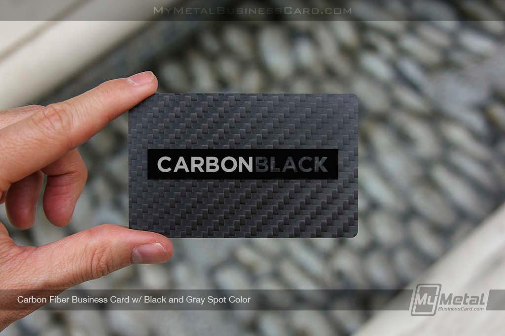 Carbon-Black-Carbon-Fiber-Business-Card-With-Black-Printing