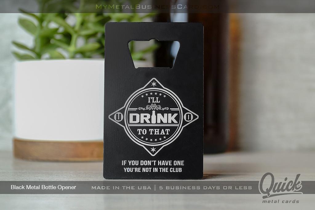Black-Quick-Metal-Bottle-Opener-Membership-Card-For-Beer-Club