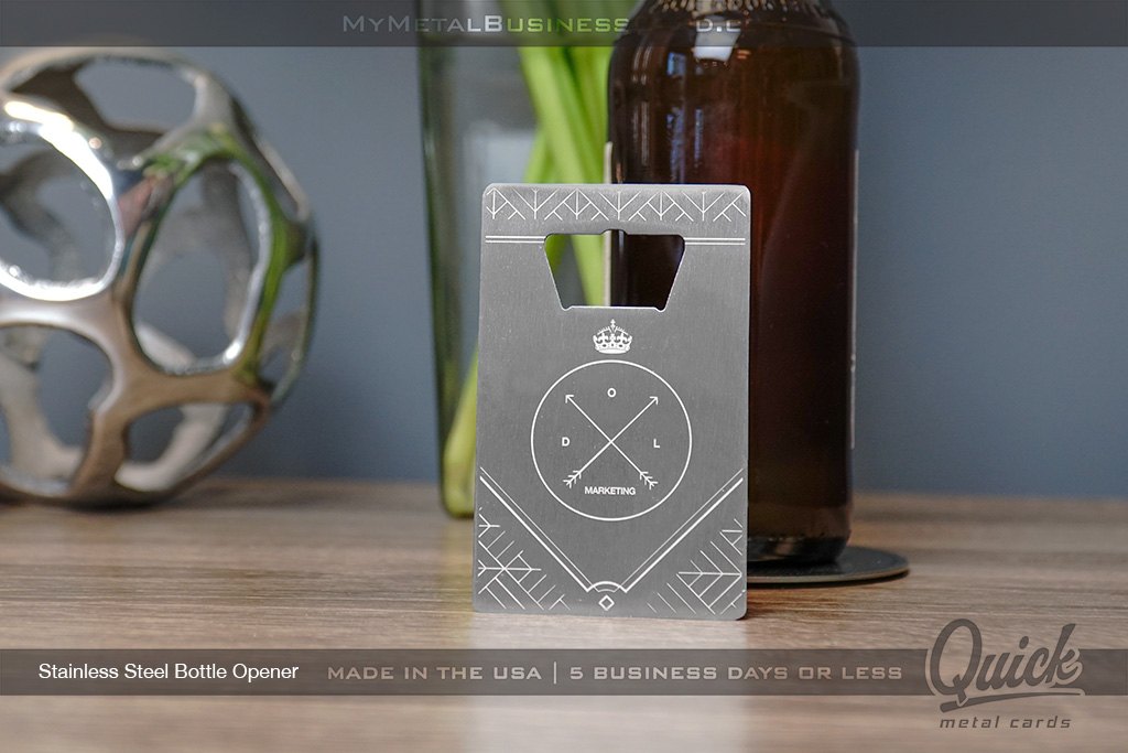 Stainless-Steel-Quick-Metal-Bottle-Opener-Business-Card-For-For-Marketing-Company