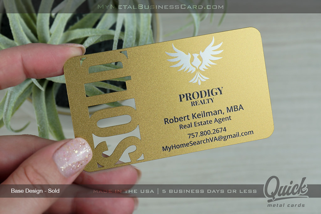 Gold-Quick-Metal-Card-with-Sold-Cutout-Custom-Printing