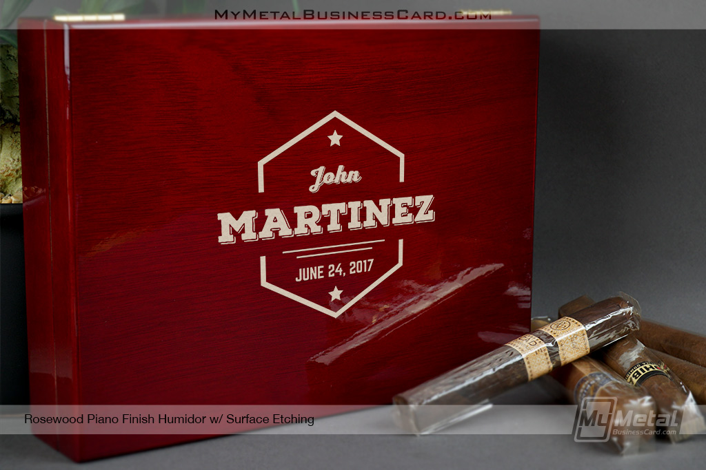 Humidor-In-Rosewood-Piano-Finish-For-Cigars-Logo
