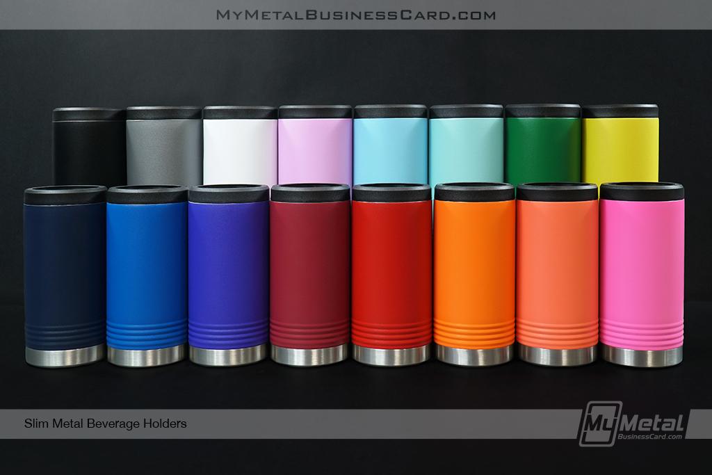 Slim-Metal-Beverage-Holders-Colors