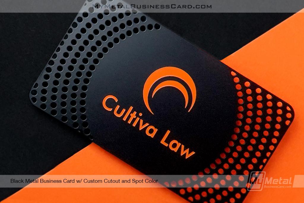 Back-Metal-Business-Card-Custom-Cutouts--Orange-Spot-Color