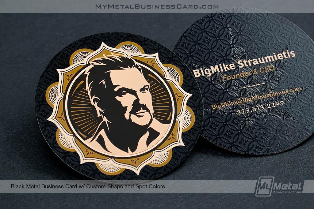 Custom-Shape-Black-Metal-Business-Card-for-Dispensary-Owner