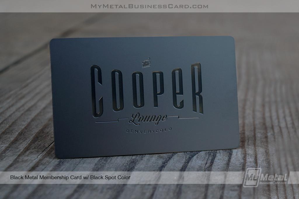 Black-Metal-Membership-Card-Cooper-Lounge