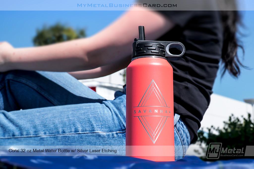 32 oz Polar Camel Metal Water Bottles