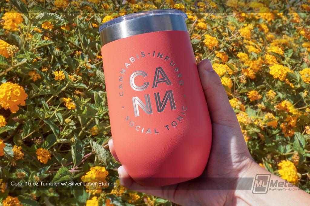 Coral-Metal-16-oz-Tumbler-Wine-With-Etched-Custom-Logo-Cann