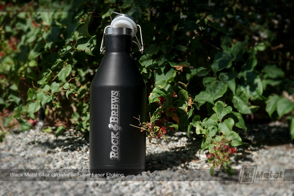 Black-Metal-64-oz-Insulated-Growler-For-Rock-and-Brews