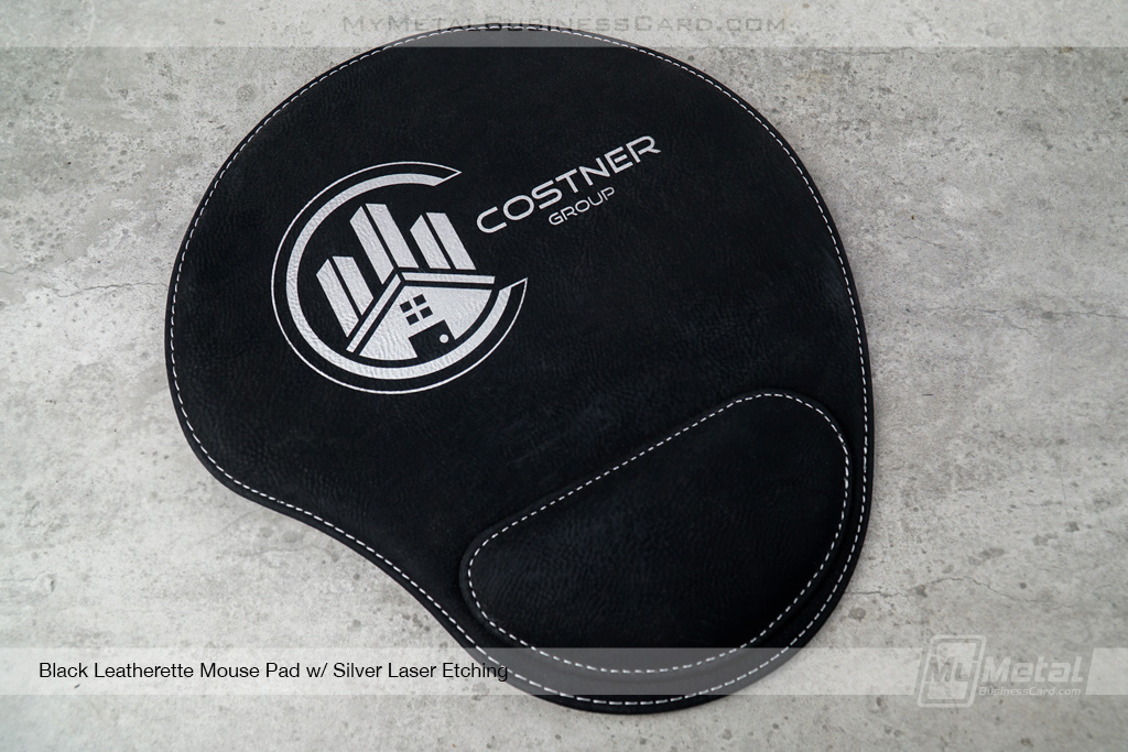 Black-Leatherette-Mouse-Pad-Costner-Group