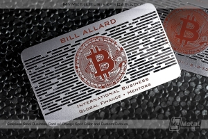 Stainless-Steel-Custom-Bitcoin-Cryptocurrency-Business-Card