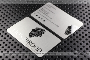 Stainless-Steel-Metal-Business-Card-With-Chrome-Finish-And-Surface-Etching